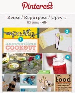 Reuse / Repurpose / Upcycle